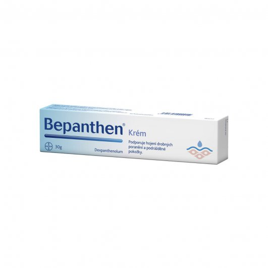 BEPANTHEN 50MG/G CRM 30G