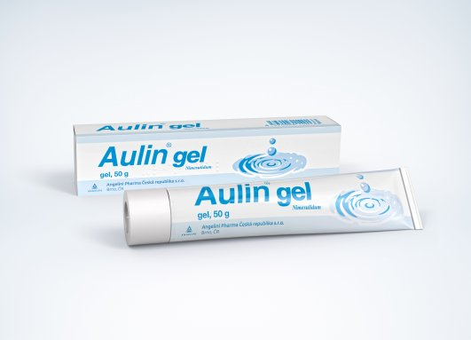 AULIN 30MG/G GEL 50