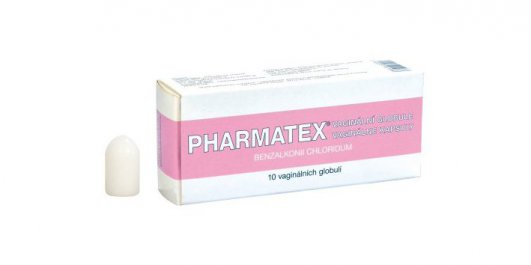 PHARMATEX VAGINALNI GLOBULE 18,9MG VAG GLB 10