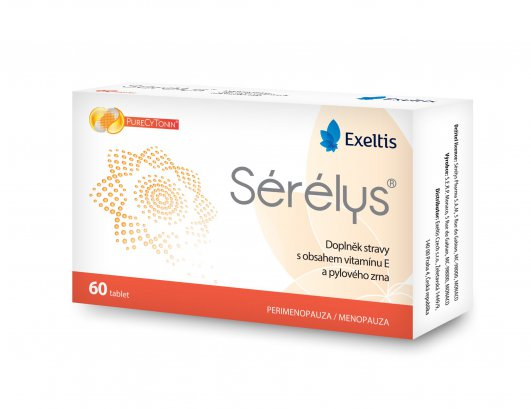 SÉRÉLYS 60 tablet
