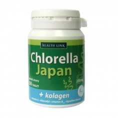 Chlorella Japan + kolagen