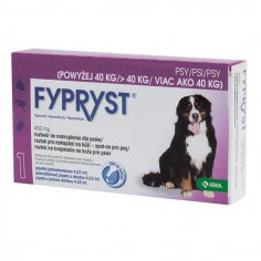 Fypryst spot-on Dog XL