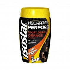 ISOSTAR Fast Hydration Orange 400g prášek