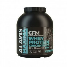 Alavis Maxima Whey Protein Concentrate 80%