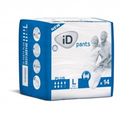iD Pants Plus L