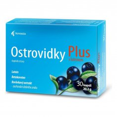 Ostrovidky Plus s luteinem