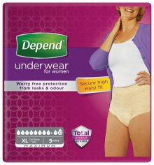 Depend Maximum Underwear pro Ženy XL
