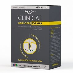 Clinical Hair-Care for Men – 2 měsíční kúra
