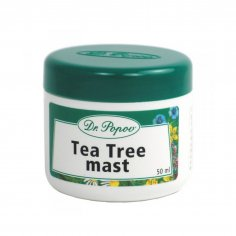 Dr.Popov Tea Tree mast
