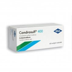 Condrosulf 400 mg cps.dur. 60