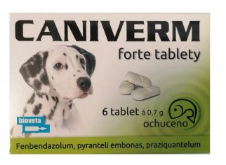 Caniverm Forte