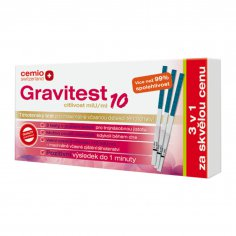Cemio Gravitest 10 mlU/ml