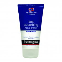 Neutrogena Hand Cream Fast Absorbing