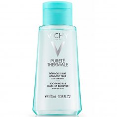 Vichy Pureté Thermale Soothing Eye Remover