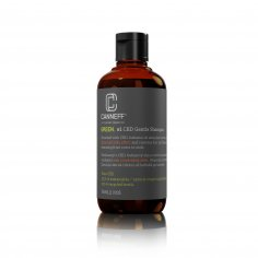 Canneff Green. CBD Gentle Shampoo