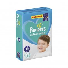 PAMPERS Active Baby Extra Large 6 (13-18kg)