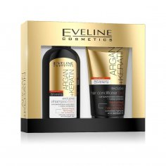 Eveline Gift set Argan + Keratin
