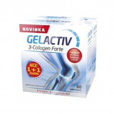 GelActiv 3-Collagen Forte 1+1 zdarma