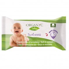 Organyc BIO Baby Wipes