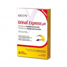 Idelyn Urinal Express pH