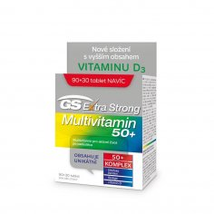 GS Extra Strong Multivitamin 50+