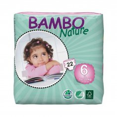 Bambo Nature XL 6 (16-30kg)