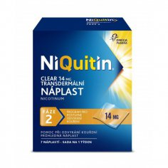 Niquitin Clear 14 mg