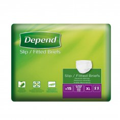 Depend Slip Super Plus XL
