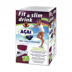 Herbex Fit & slim drink Acai