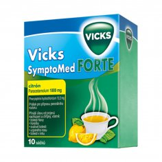 Vicks SymptoMed forte citrón
