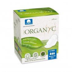 Organyc BIO Pads Moderate Flow Day