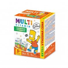 The Simpsons Multivitamin + Kolostrum