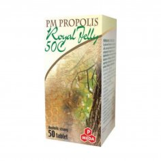 PM Propolis 50C + Royal Jelly