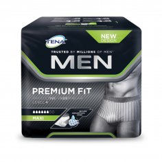 Tena Men Premium Fit Protective Underwear Level4 M