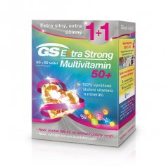 GS Extra Strong Multivitamin 50+ Vánoce 2018