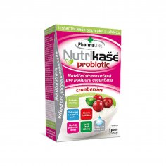 Nutrikaše probiotic Cranberries